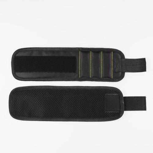 1680D Magnetic Wristband Portable Magnet Belt Screw Nails Trapani Bits Holder Tool Kit di riparazione