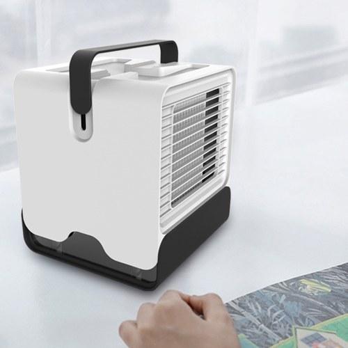 Mini refrigerador de aire portátil del