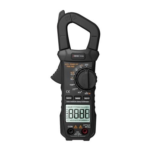 ANENG ST209 Digitalmultimeter Strommesszange 6000 Zählt True RMS Amp DC / AC Strommesszange Meter Voltmeter Auto Ranging LCD Display