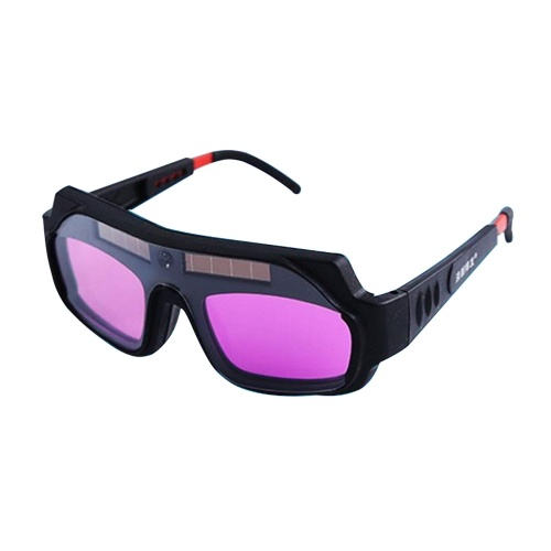 Automatic variable light electric welding glasses welder's strong light and ultraviolet protective goggles