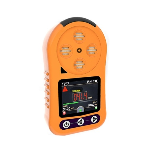 Handheld O3 Analyzer Multiple Alarms Air Detector Portable O3 Concentration Tester Multifunctional Quick Sensing Air Quality Monitor
