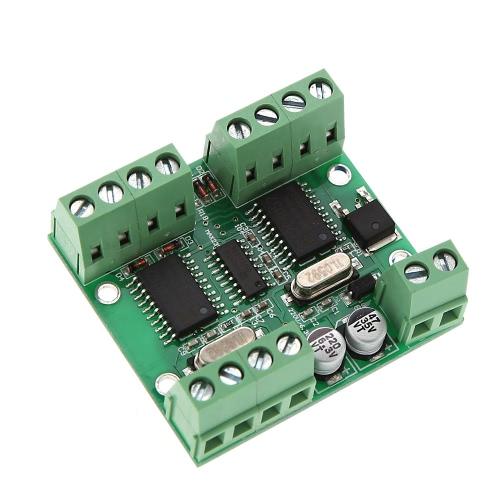 WG2RS232 Wiegand 26/37 Bit Format to RS232 Port Converter 2 Way DC 7V-24V