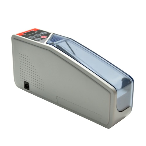 Portable Mini Handy Money Currency Counter Cash Bill Counting Machine AC100-240V Financial Equipment