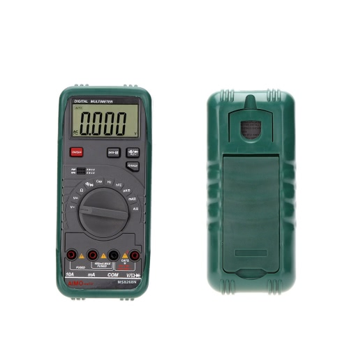 AIMO MS8268N Auto Range Digital Multimeter for AC/DC Voltage/Current Frequency Resistance Capacity Diode Test
