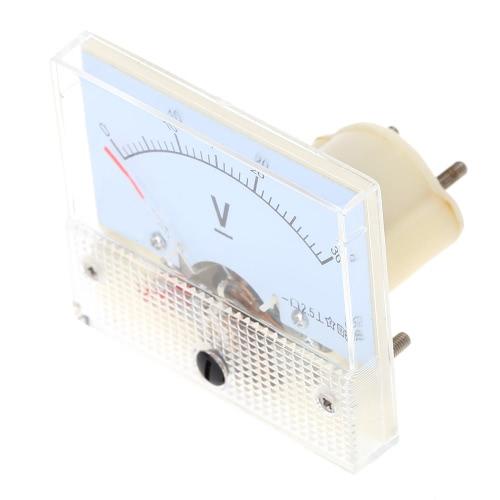 Dc0-30V tensione analogica pannello Misuratore Tester voltmetro