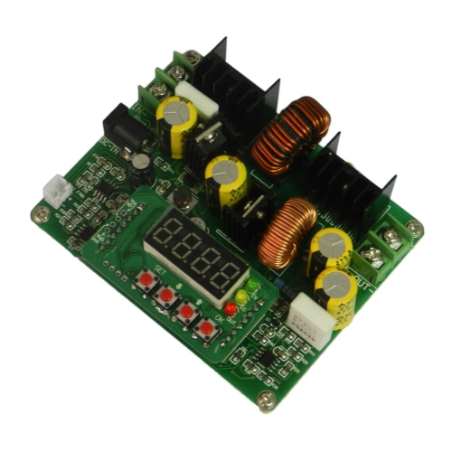 38V 6A DC-DC Digital Boost Buck Step-up Step-down Module Solar Charging