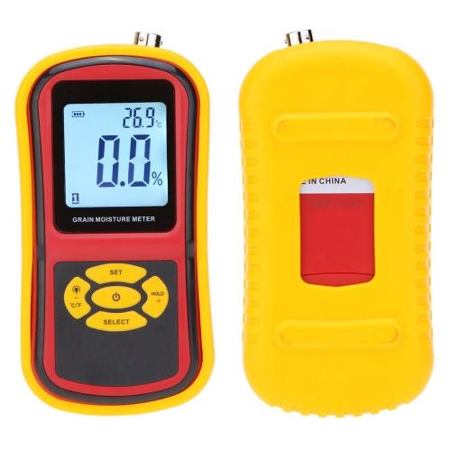 Misuratore portatile digitale di umidità GM640