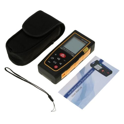 100m Digital Handheld Laser Distance Meter Range Finder