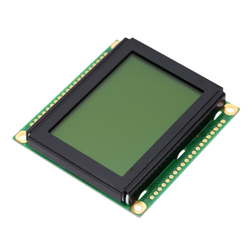 LCD Digital Storage Oscilloscope/Frequency Meter