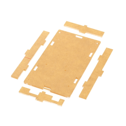 Great Little Transparent Acrylic Protective Case for Arduino MEGA2560 R3 DIY Module Board Demoboard Shell
