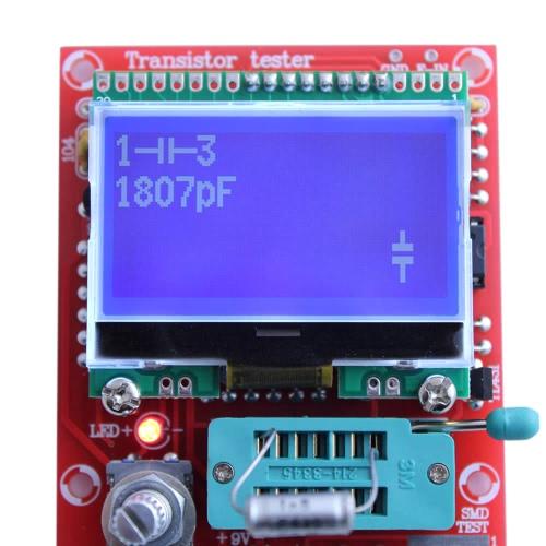 M328 Multifunctional Transistor Tester