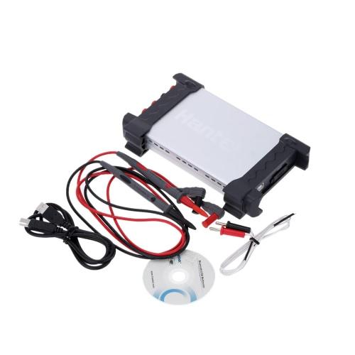Hantek 365F PC USB Digital Logger Recorder Tester Multimetro Misura della resistenza di corrente