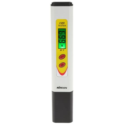 Stifttyp ORP-Messgerät mit Hintergrundbeleuchtung Portable Oxidation Reduktion möglicher Industrie und Experiment Analyzer Redox Meter Maß Haushalt Trinkwasser Qualität Analyse Gerät