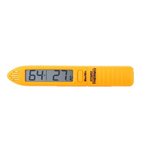 0 ~ 50° C temperatura de mano portátil humedad medidor probador Mini termómetro higrómetro