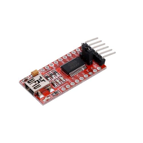 FT232RL TTL Serial conversor adaptador USB módulo 5V e 3.3 v para Arduino
