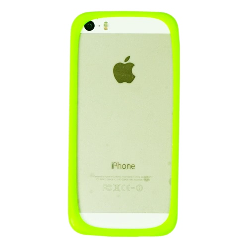 Multi Function Magic Ring Silicone Bumper Case Cover For Apple IPhone 5/5S/6G Samsung S3/S4/S5 Green, TOMTOP  - buy with discount