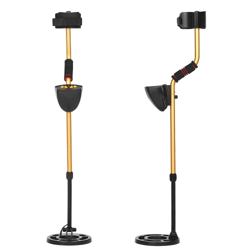 High Sensitivity MD3010II Underground Metal Detector Gold Digger Treasure Hunter Metal Finder Treasures Seeking Tool + Earphone