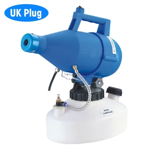 Electric ULV Fogger Portable Ultra-Low Volume Atomizer Sprayer Fine Mist Blower Pesticide Nebulizer 4.5L, TOMTOP  - buy with discount