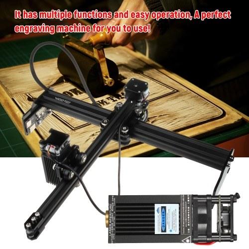 20W Portable   Laser Engraver Desktop Engraving Machine Printer