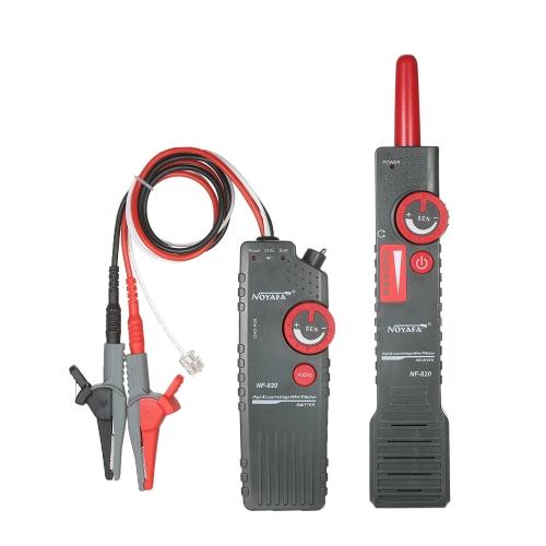 Многофункциональный тестер с высоким и низким напряжением Ручной RJ11 RJ45 BNC Инструмент для тестирования провода кабеля AC110-220V