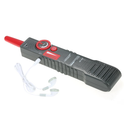 Multi-functional High & Low Voltage Wire Tester Hand-held RJ11 RJ45 BNC Cable Wire Testing Tool AC110-220V