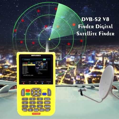 DVB-S2 V8 Finder Digital Satellite Finder