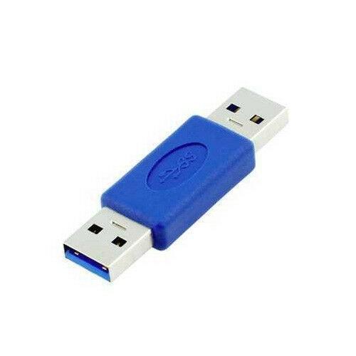 USB 3.0 Тип A Женский Женский Женский Разъем Адаптера Удлинитель Угол Удлинитель фото