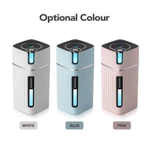 Mini Air Humidifier Night Light Atmosphere Humidifiers Desktop USB Mist Purifier Nebulizer
