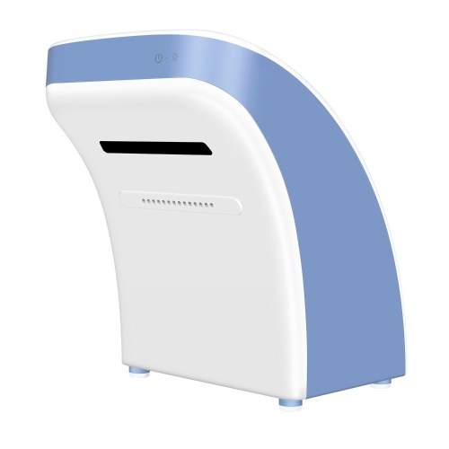 Automatic Hand Foot Dryer with HEPA Filter High Speed Air Blower Hot Air Cold Air Hand Drying Machine Non-wall-mounted No Drilling Quick Drying Hand Dryer Air Purifier