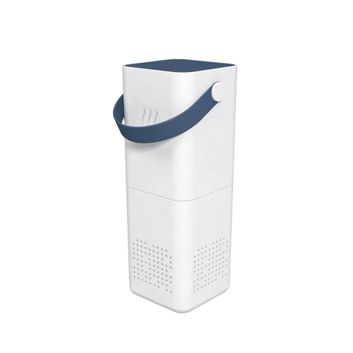 Air Purifier Filter Ion Generator Allergen Pollen Dust Pest Dander Smoke PM2.5 Eliminator Air Fresh Cleaner