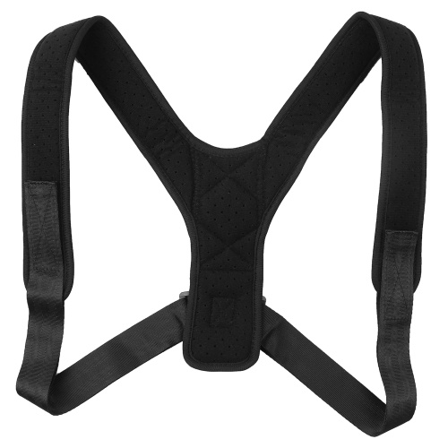 Posture Corrector For Men And Women Adjustable Posture Brace Back Straightener For Clavicle Support and Providing Pain Relief from Neck Back and Shoulder L Size