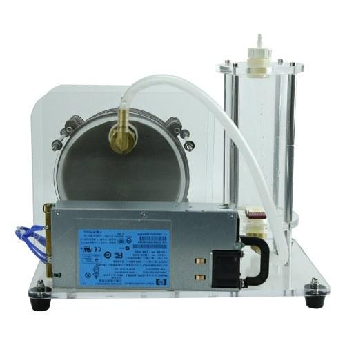 Электролиз нагрева воды в генераторе Принцип процесса Наука Физический эксперимент Модель обучения Высокая эффективность Малый размер Высокая надежность