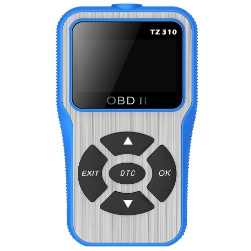 Авто Сканер Диагностический Инструмент OBDTool Автомобилей Автомобилей Стереть / Сбросить Коды неисправностей Диагностический Сканер Code Reader V100 фото