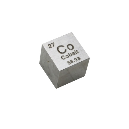 10mm High Purity Simple Substance Metalcube Element Collection Display Lab Experiment Material Block 7 Optional
