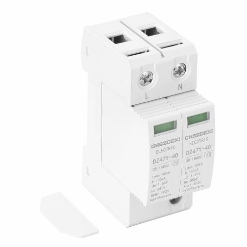 DZ47Y-40 385V SPD Haus Überspannungsschutz Schutz Niederspannungs-Ableiter Gerät Blitzschutz Gerät
