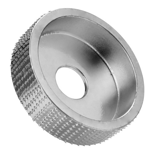 NO.45 Steel Grinding Wheel Sanding Carving Rotary Tool Abrasive Disc for Angle Grinder with 16mm Bore фото