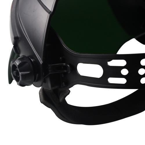 Anti-ultraviolet Welding Mask Protective Welding Cap Tig Welding Mask Head-mounted Protective Face Masks Face Shield