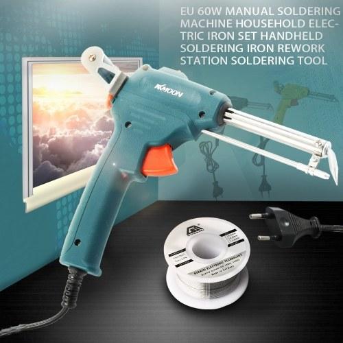KKMOON EU 60W Manual Soldering Iron Rework Station