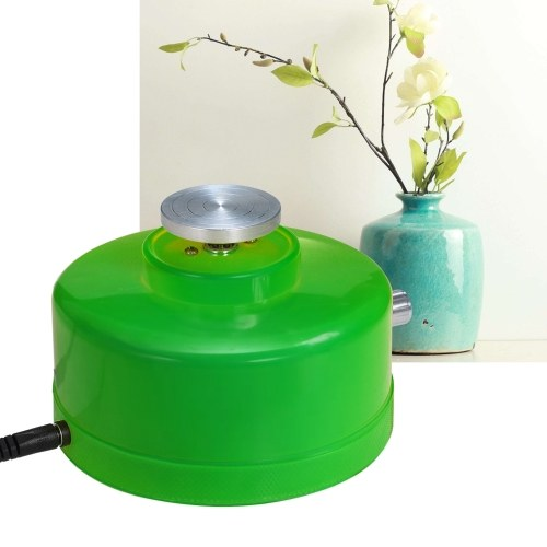 USB Mini Pottery Wheel Machine 4.3cm Electric Turntable Handmade Clay Throwing Making Ceramic Machine DIY Craft