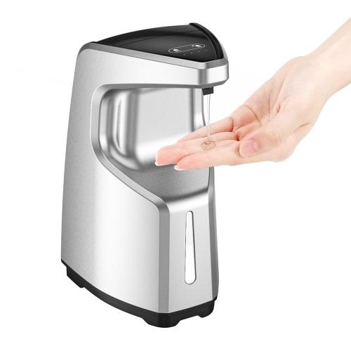 Dispensador de jabón de inducción automático para el hogar Sensor sin contacto Dispensador de jabón inteligente líquido para lavado de manos