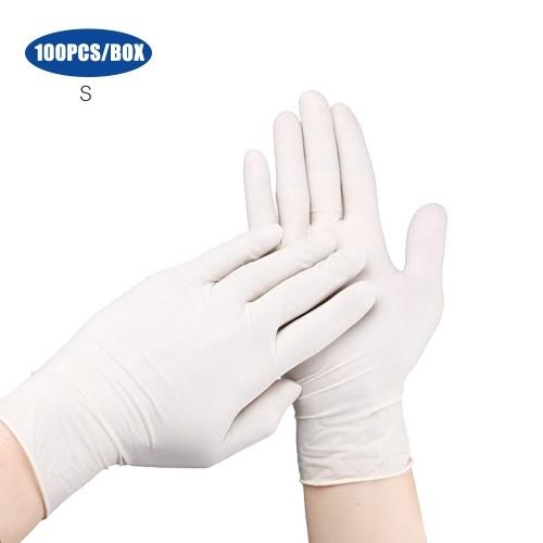 ホームレストランキッチンケータリングフードプロセス用使い捨てPVC手袋保護手袋100個/箱