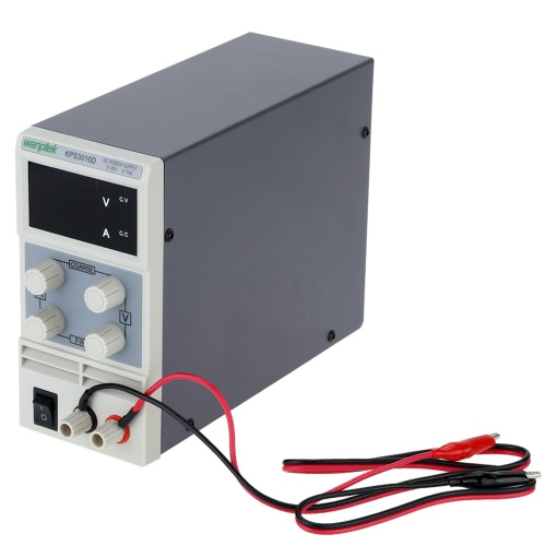 Switching Display 3 Digits LED 0-30V 3A/5A/10A Mini DC Power Supply