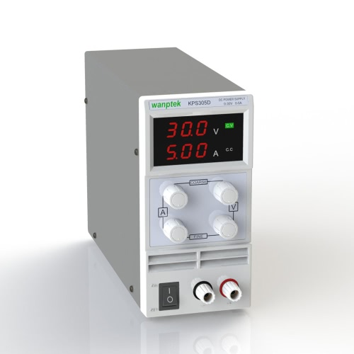 Switching Display 3 Digits LED 0-30V 3A/5A/10A Mini DC Power Supply Precision Variable Adjustable AC 110V/220V 50/60Hz
