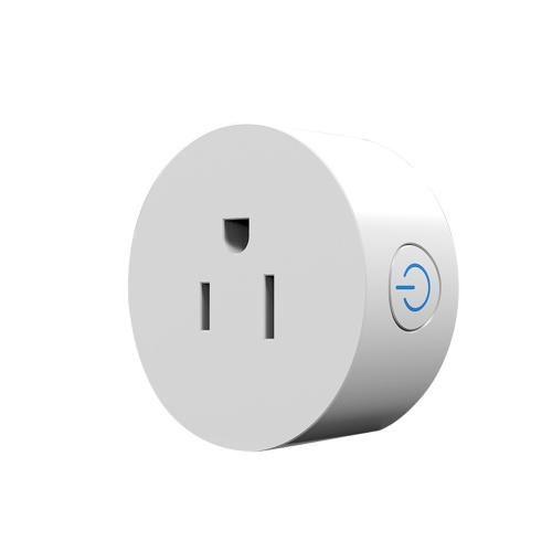 Wifi Smart Plug Energy Monitoring Outlet