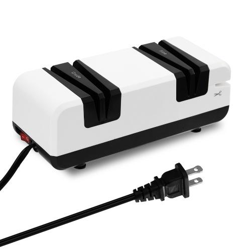 Affilatrice a taglio rapido intelligente Affilatrice da cucina elettrica per uso domestico Smerigliatrice Affilatrice automatica multifunzionale