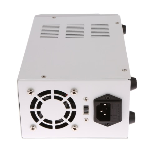 0-60V 0-3A Mini Digital Regulated DC Power Supply Adjustable Output Voltage Current STP6003 US Plug