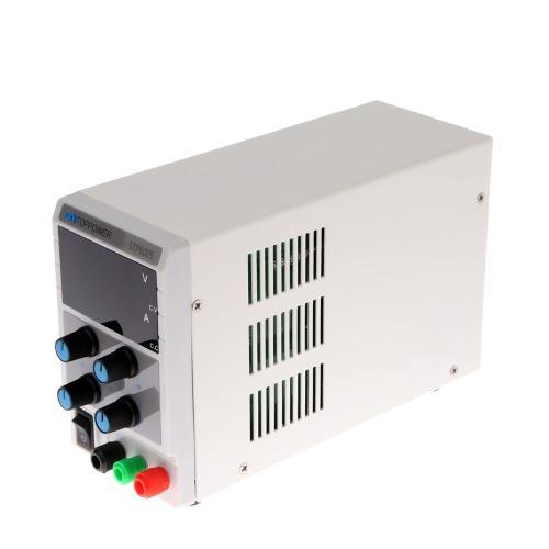 0-60V 0-5A Mini Digital Regulated DC Power Supply Adjustable Output Voltage Current STP6005 US Plug