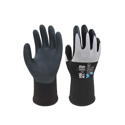 Wonder Grip WG-555 12 Pairs of Universal Work Gloves