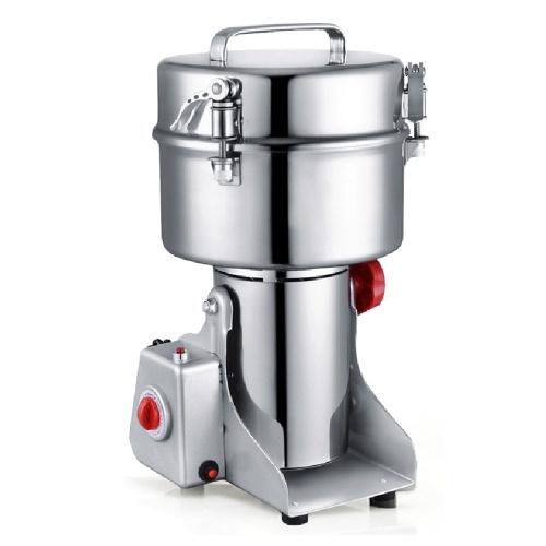 Grano elettrico Spezie Cereali Caffè Macinatore per alimenti secchi Macinacaffè Gristmill Polvere per uso domestico Grinder
