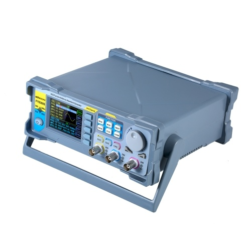 KKmoon 60MHz Function Signal Generator High Precision Digital DDS Three-channel Function Signal/Arbitrary Waveform Generator